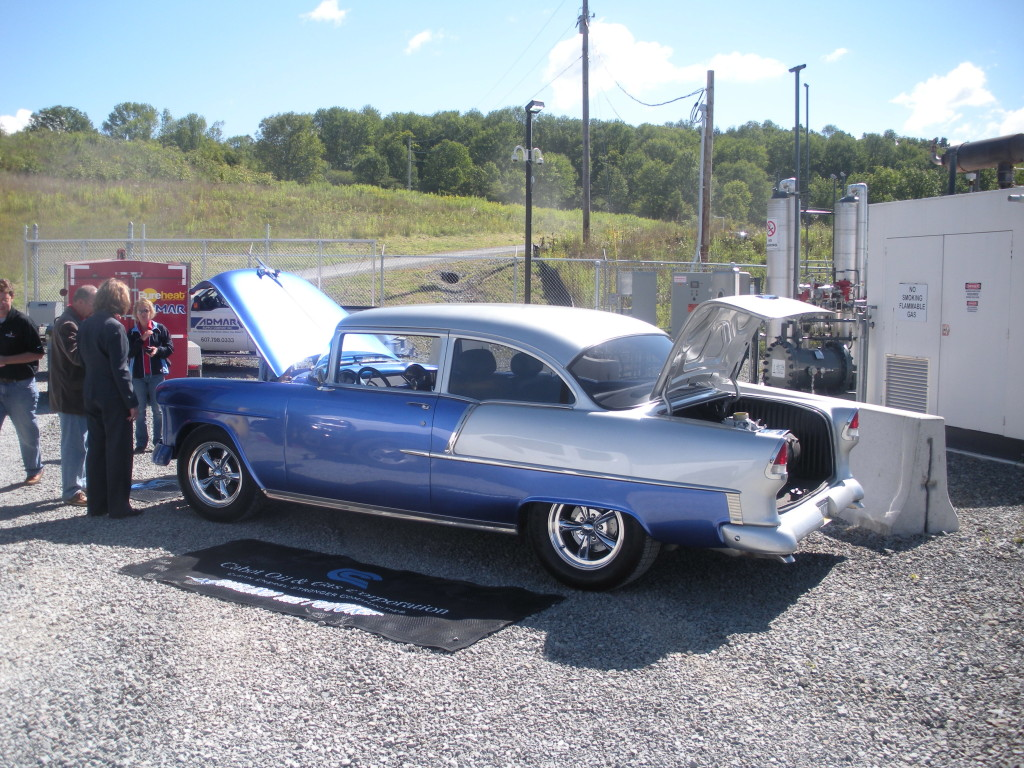 CNG Chevy 1955