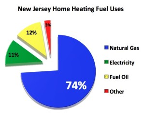 New Jersey Fuel Use