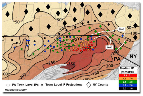 Marcellus Shale Foolishness – Laid On Thick - Natural Gas