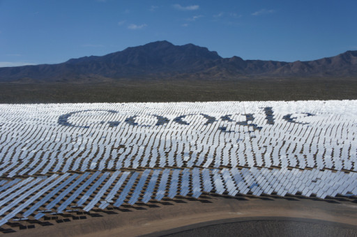 Shale Gas - Google at ivanpah27