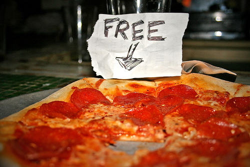 Natural Gas - Free-Pizza