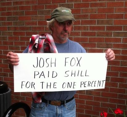 Josh Fox shill