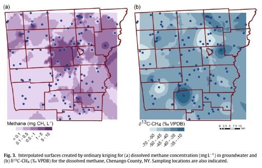 Methane Migration 2