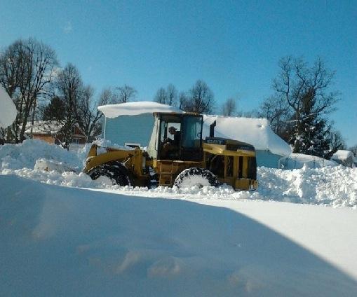 Buffalo Snow Removal