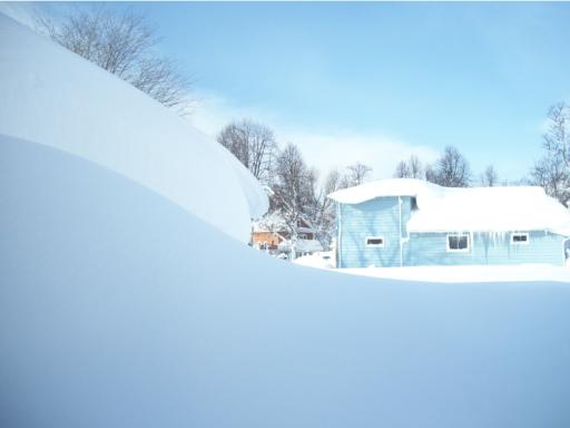 Buffalo Snow - Wednesday