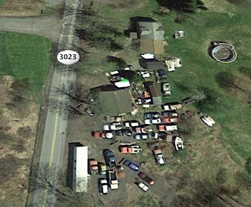 fractivist ray kemble junkyard