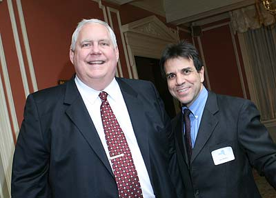 Judge Cherundolo and Jay Halfon