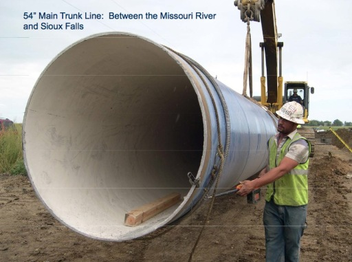 gas pipelines - water pipelines