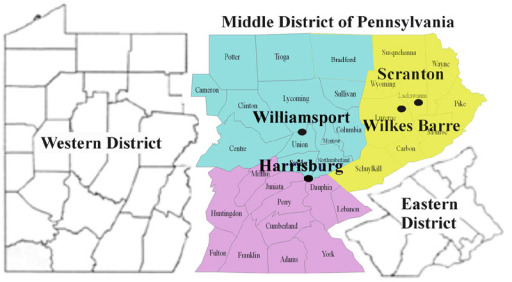 PennFuture COUNTIES