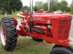 Governor Wolf - Farmall M