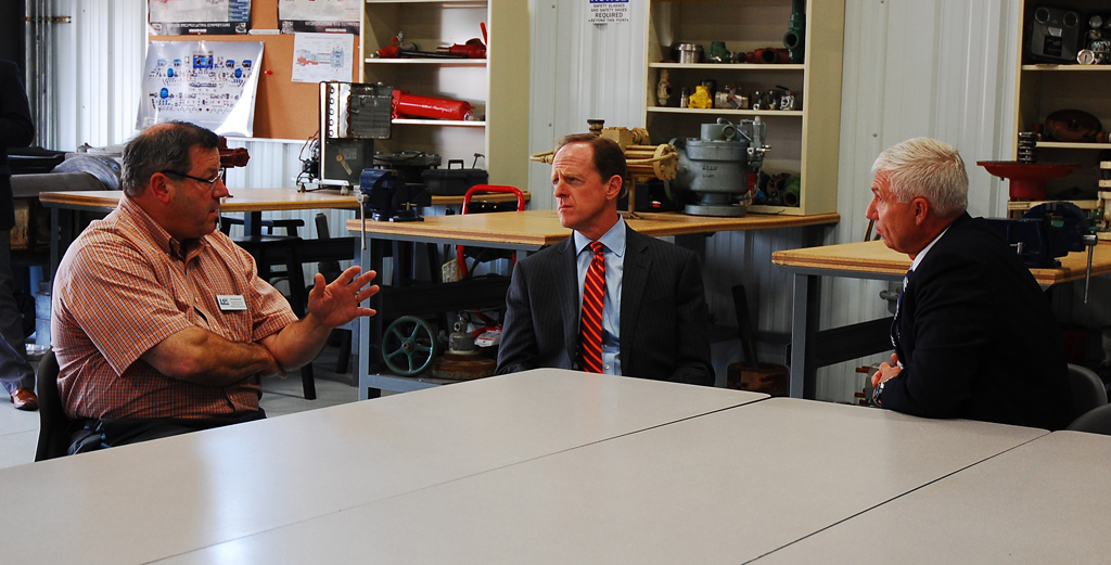 Pat Toomey On Natural Gas