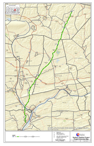 Sunbury Pipeline Meeting Shows True Feelings of LocalsNatural Gas Now