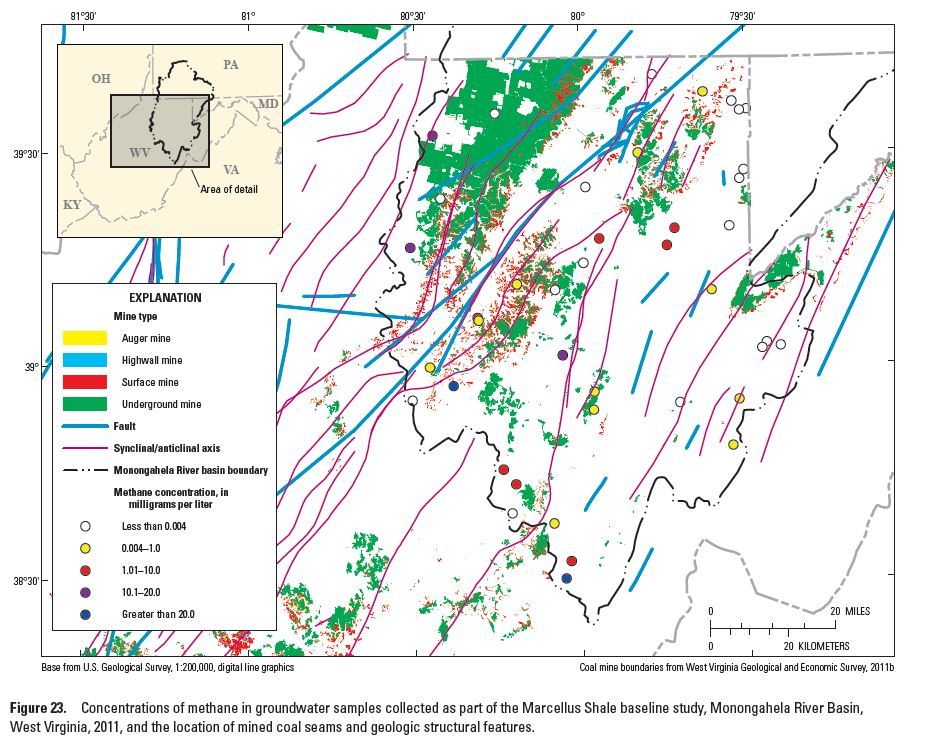 Fracking Does Not Impact GroundwaterNatural Gas Now