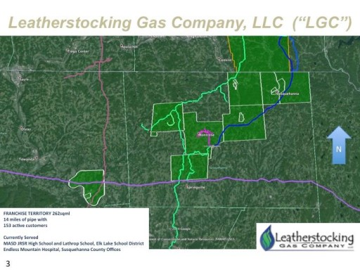 Leatherstocking Gas Company