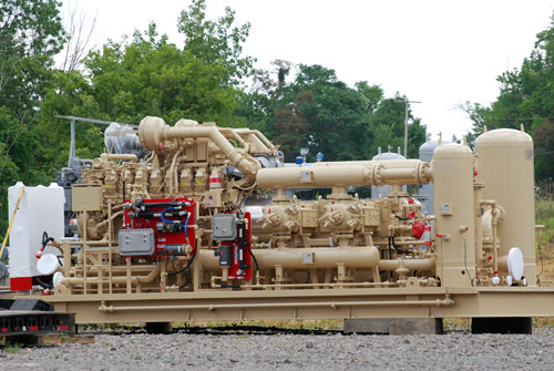 dry natural gas