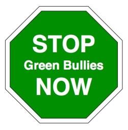 Green Bullies