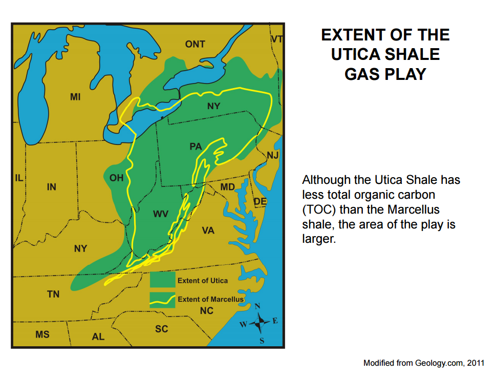 Business Opportunities in the Utica Shale PlayNatural Gas Now