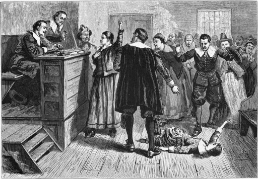 climate witch trials