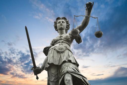 DRBC Lady Justice