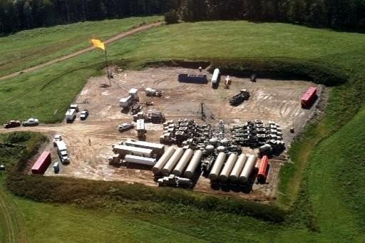Propane Fracking