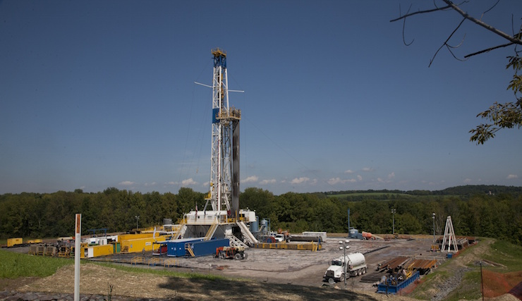 Natural Gas Producer Ny State