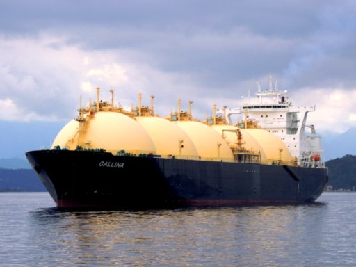 importing natural gas