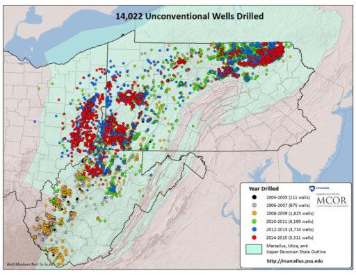 Pennsylvania's Bountiful Future Due to FrackingNatural Gas Now