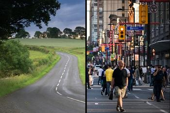 living in the city vs living in the country 2 essay
