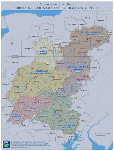 river basin commissions