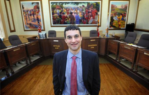Annapolis Mayor Mike Pantelides
