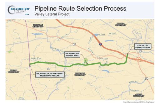 pipeline obstruction