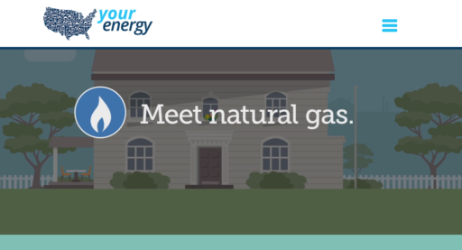 Your Energy Homepage