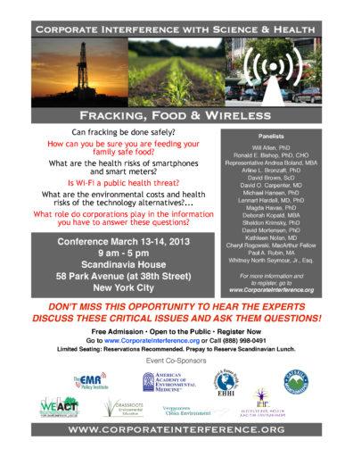 fracking weeds
