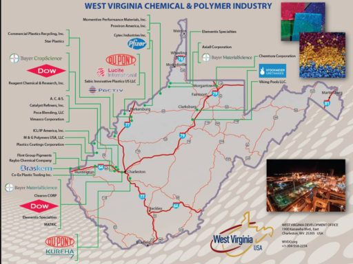 West Virginia Chemical Industry