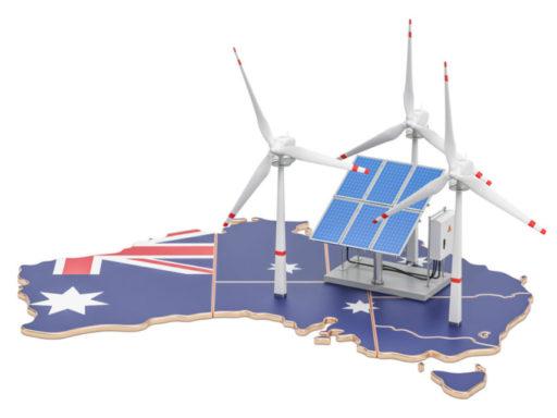 Australia Relentless Renewable Plan