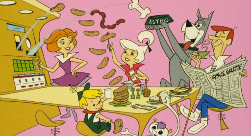 Jetson's Food Printer