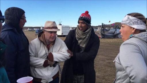 Protestors kidnap Phelim McAleer