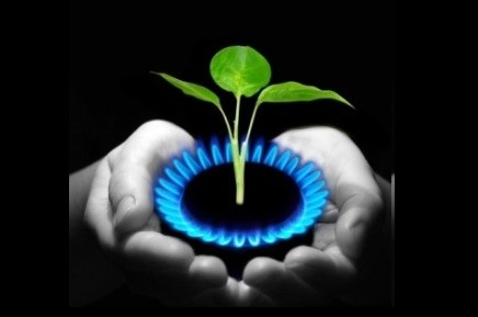 Natural Gas is far cleaner than Coal