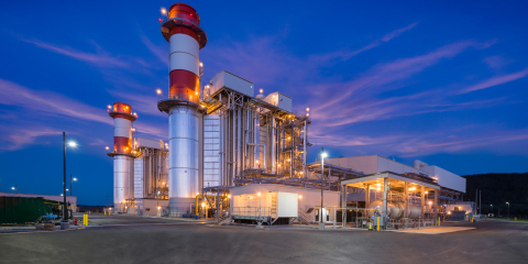 natural gas generated electricity