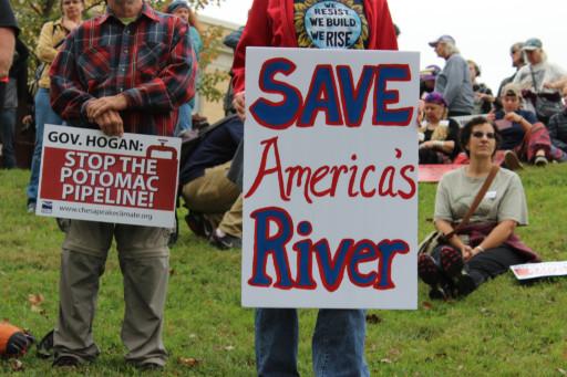 Potomac Pipeline Activisim