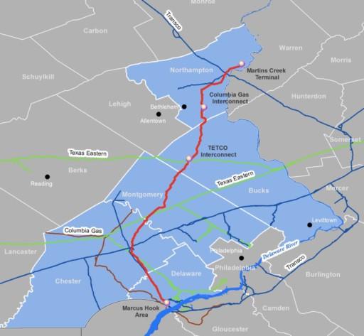 The Adelphia Gateway: Making An Old Pipeline Great