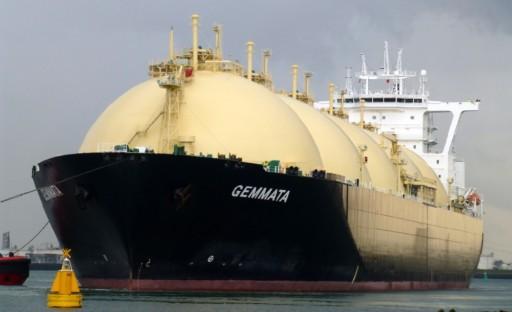 LNG Tanker Gemmata