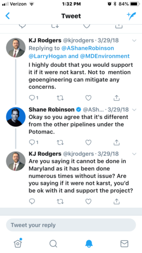 Shane Robinson Science Tweet C