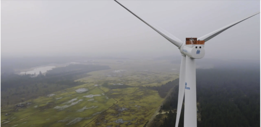 Wind turbines are getting bigger