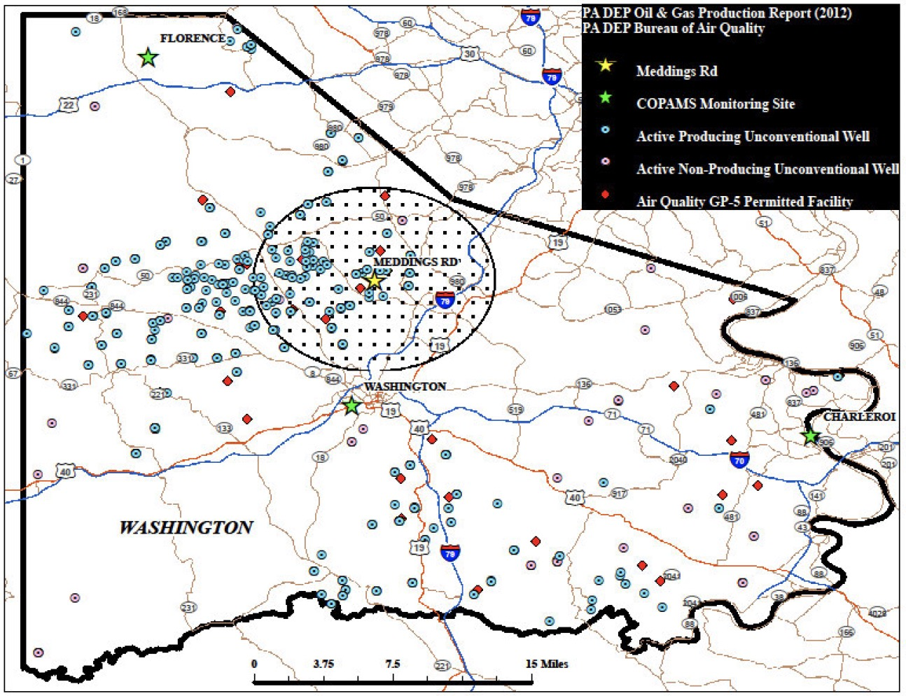 Shale Gas Air Impacts