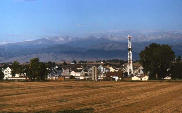 Colorado anti-fracking