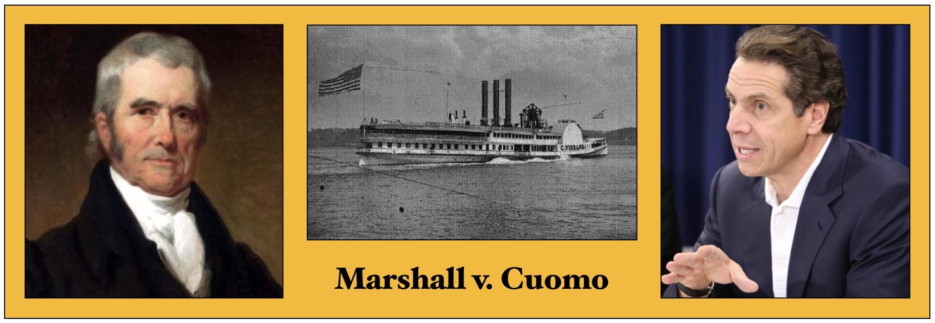 Steamboat trip