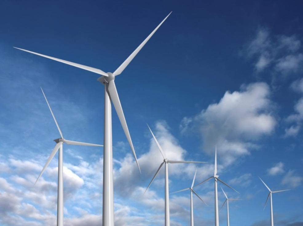 monster wind turbines