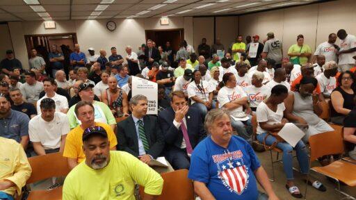 Delaware County pipeline moratorium